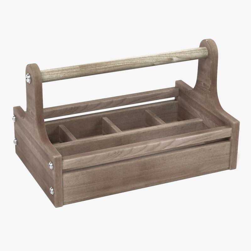 tool toolbox box 3d obj