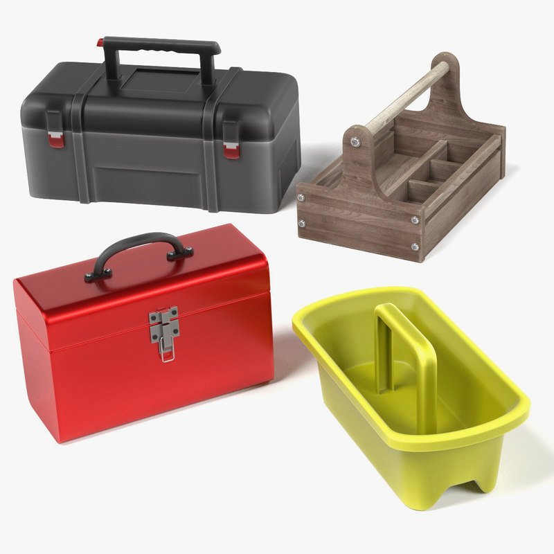 3ds tool toolbox box
