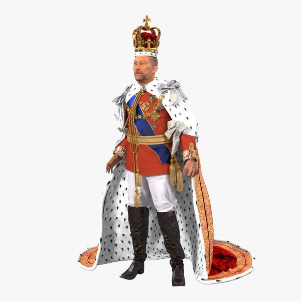 max king rigged