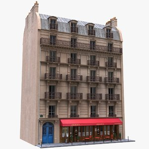 france building tenement lwo