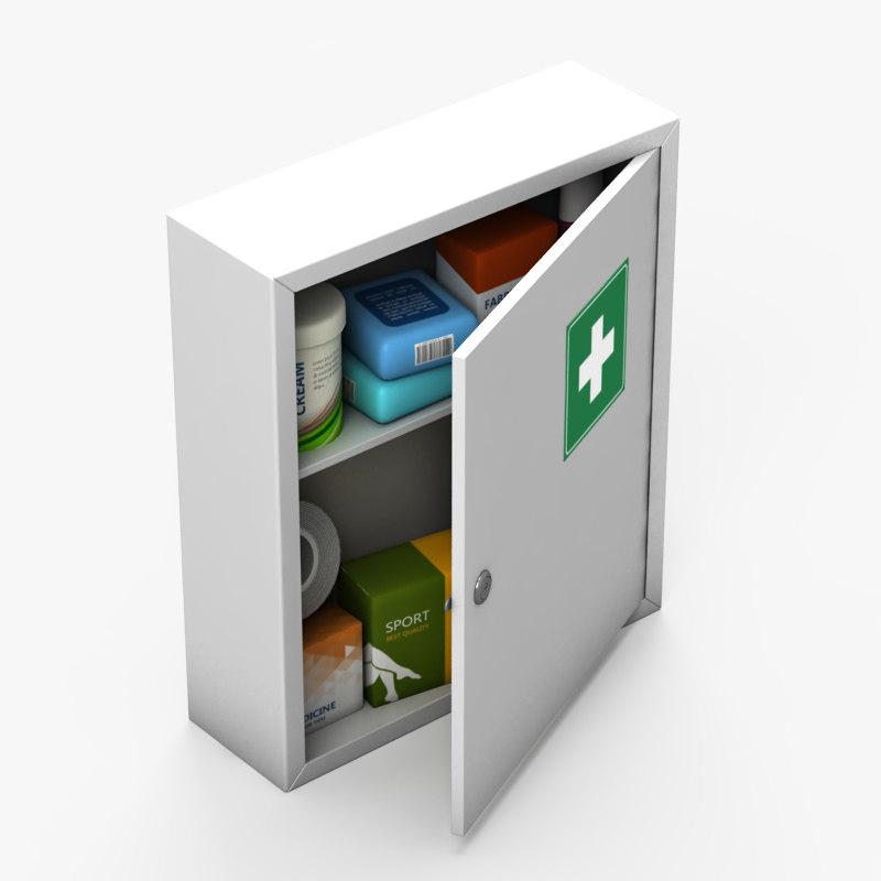 3ds aid box