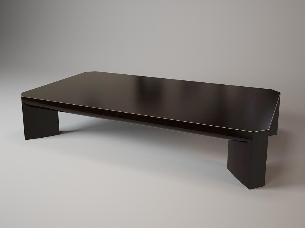 3d model copper bellavista