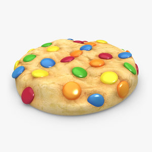 3ds max cookie candy