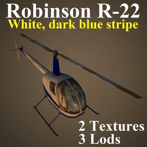 3d robinson dbl