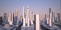 Futuristic City 1