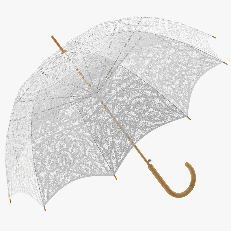 parasol umbrella 3ds