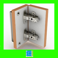 HETTICH Half overlay Cup Hinges with soft stop