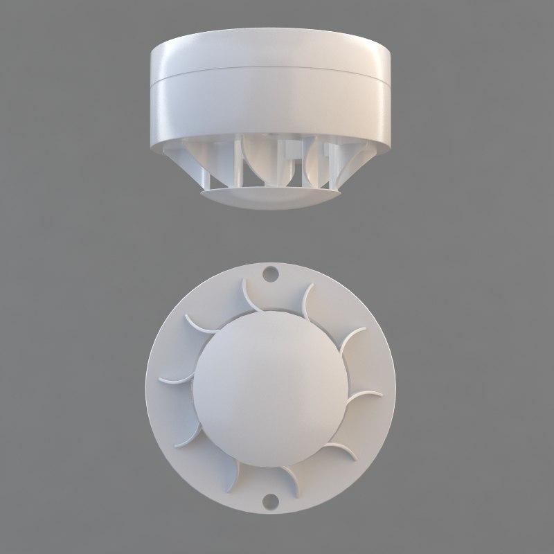 3ds max ceiling ventilation