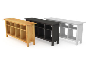 solid ikea console table max
