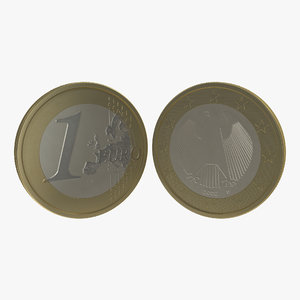 3ds 1 euro coin german