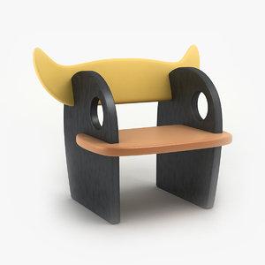 max kid chair