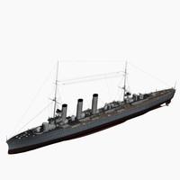 max brummer class cruiser imperial