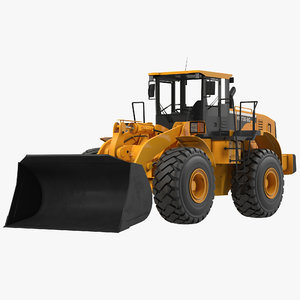 3d generic end loader