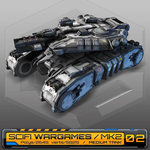 max scifi medium tank mk2