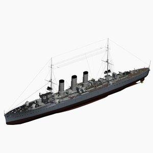 3d wiesbaden class cruiser imperial