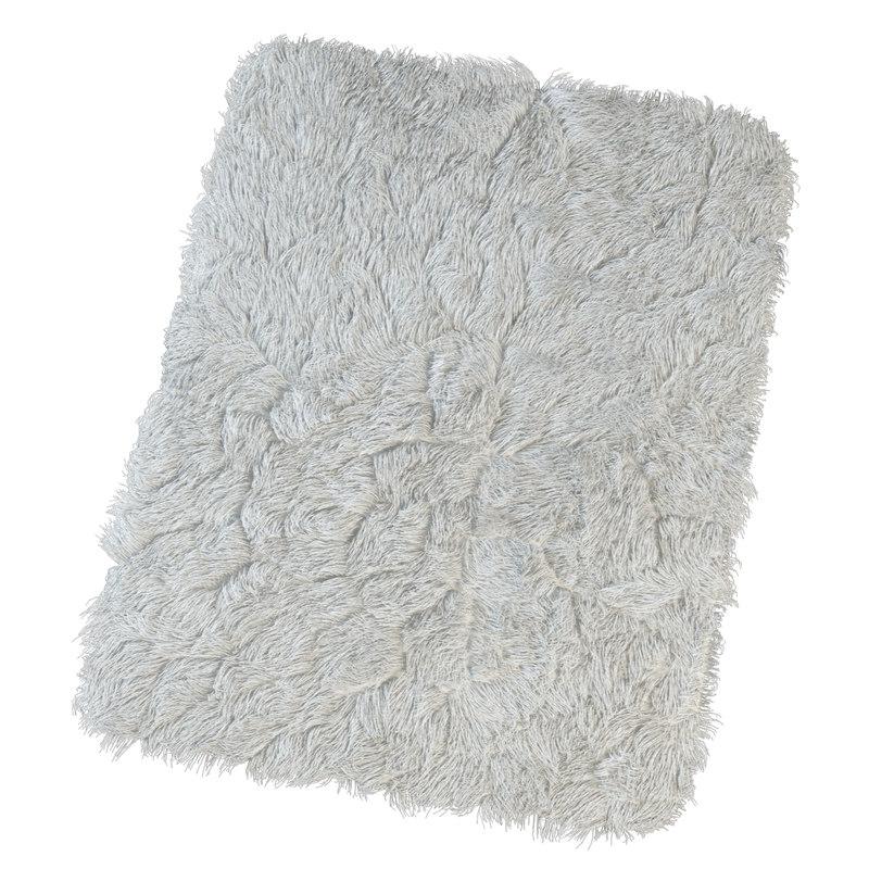 3d max carpet long pile