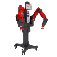 3d model baxter robot