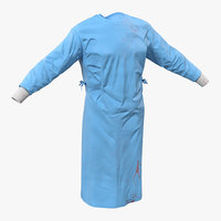surgeon dress 12 blood max
