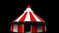 free x mode circo tent