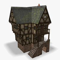 Medieval House 01