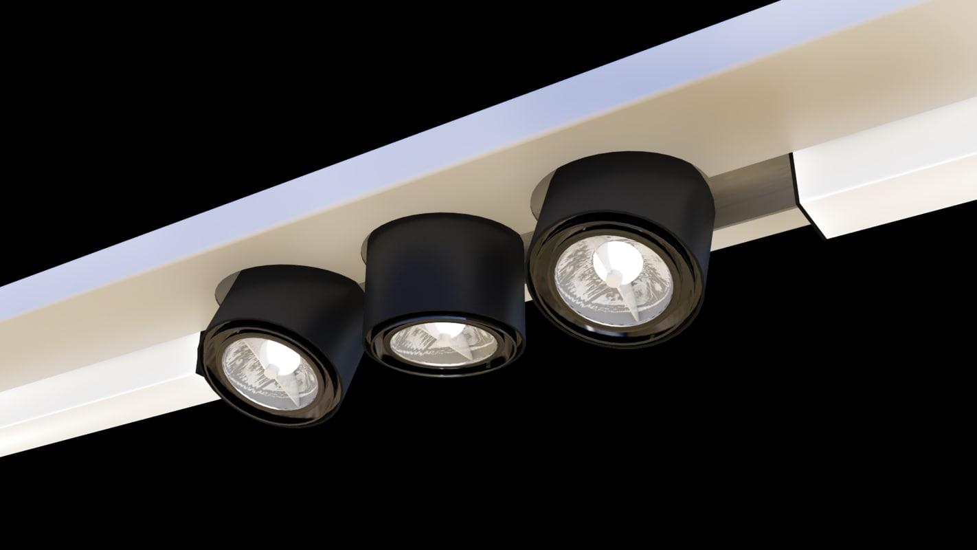 mo6 modular lamp 3ds free