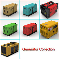 Power Generator Collection