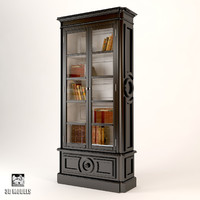 3d model eichholtz cabinet grand royale