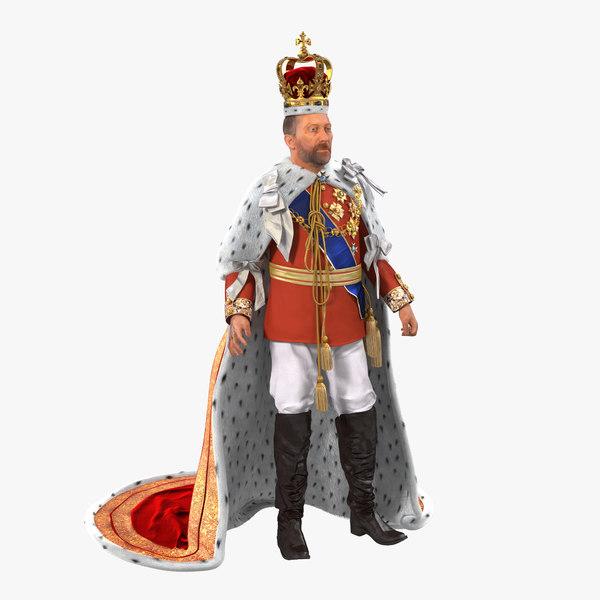 king rigged fur max