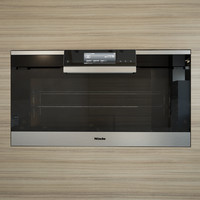 kitchen appliances miele 90 3d model