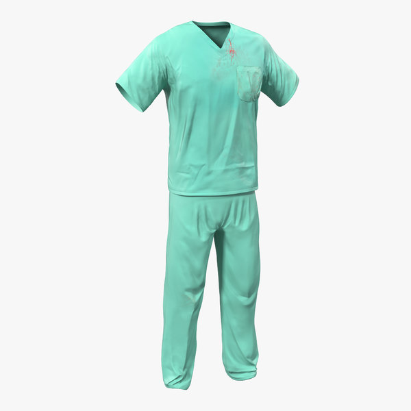3ds surgeon dress 19 blood