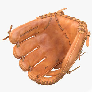 3ds baseball glove