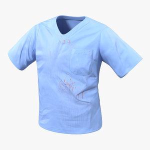 surgeon t-shirt 16 blood max