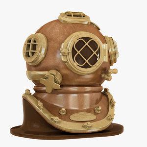 3d model navi helmet