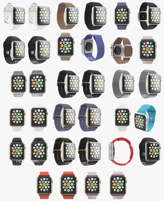 apple watch max