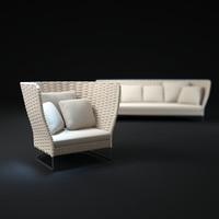 ami-sofa 3d max