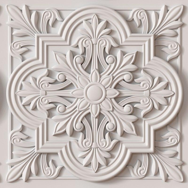 max decorative ceiling tile