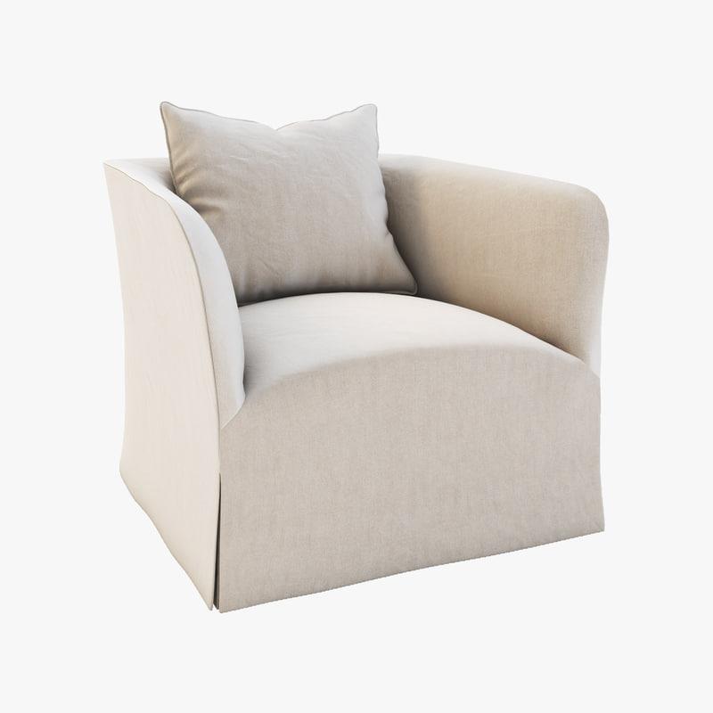 max castellammare lounge chair