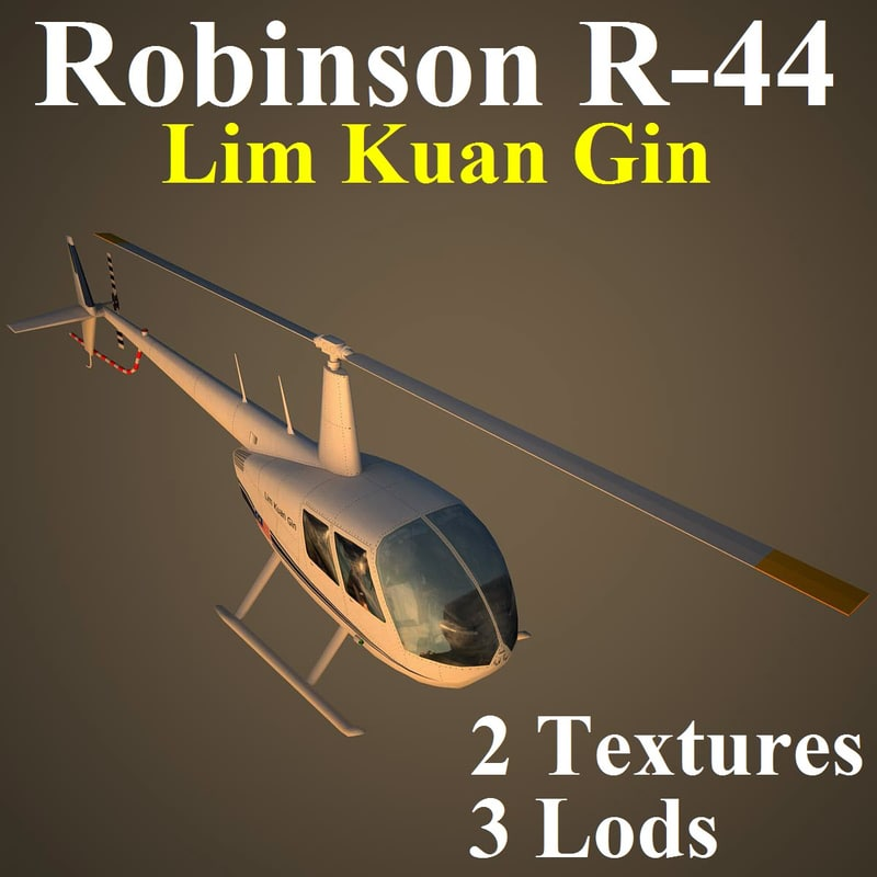 robinson lim 3d model