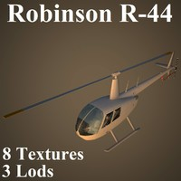 3ds max robinson low-poly light