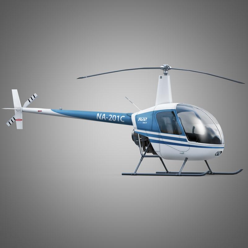 robinson r22 helicopter interior max