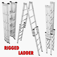 maya aluminum ladder