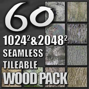 60 Collection Wood Textures Seamless Tileable