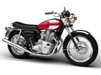 Triumph T160 Trident 1975