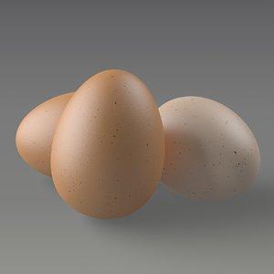 egg 3d max