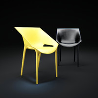 dr -yes-chair 3d model