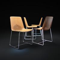 mut-chair 3d model