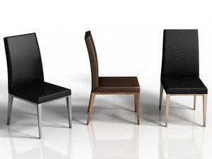bess chair 3ds