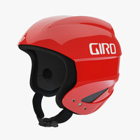 Giro Sestriere Helmet Red