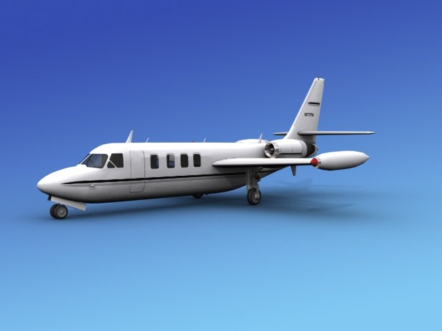 westwind iai 3d model