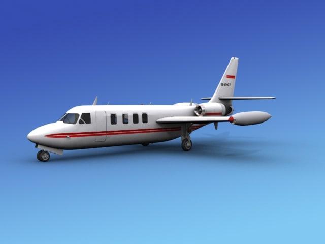 3d westwind iai model